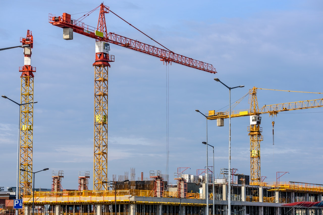 production technology in construction